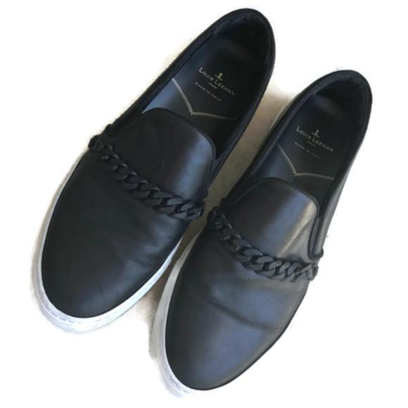 Louis Leeman Shoes | Louis Leeman Black